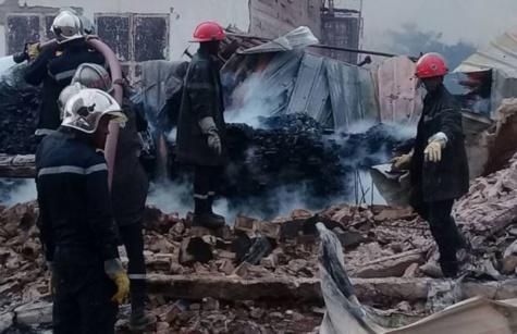 Guinguinéo - Quatre enfants dont des jumelles périssent dans un incendie