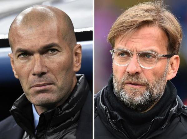 Jurgen Klopp parle de Zidane