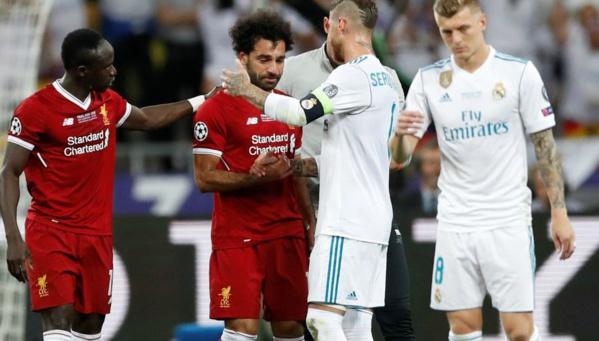 """""""Ramos a blessé volontairement Salah"""""""