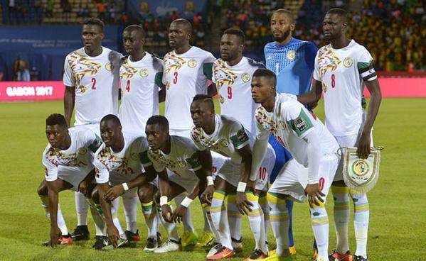 Mondial 2018: Les numéros officiels des lions du Sénégal