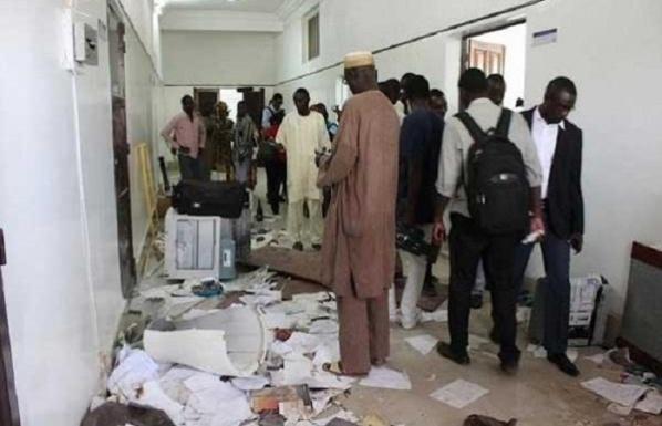 Saccage des services de l'Ugb : Le Saes dénonce l'absence des autorités étatiques pour constater l'ampleur des dégâts