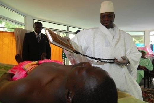 Yaya Jammeh dénoncé à Washington par ses compatriotes : Qui est cet homme qui dirige la Gambie ?