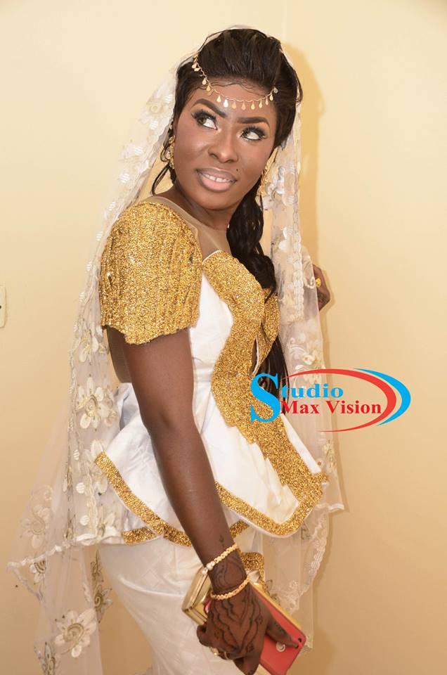 Photos mariage: Heureux Ménage Mrs Mbaye