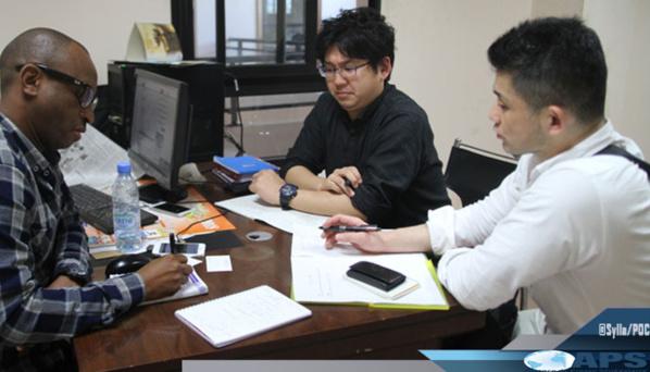 CM 2018 : Des médias japonais sur les traces de Sadio Mané au Sénégal