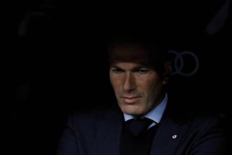 Zinédine Zidane quitte le Real Madrid