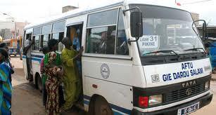 Dakar/ transport : entre inconfort et insécurité.