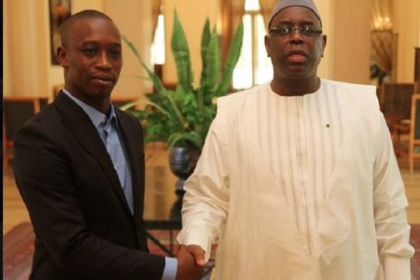 """Le communicant Mamadou Thiam lance son mouvement politique """"AGIR"""" pour soutenir Macky"""