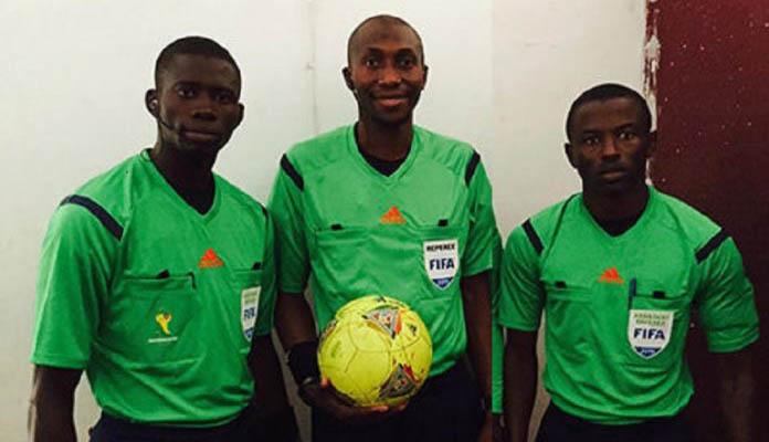 Mondial 2018: Malang Diédhiou et ses assistants sont déjà en Russie