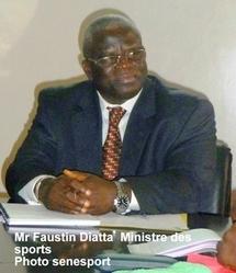Ministère des Sports : Me Wade trouve un jumeau à Faustin Diatta