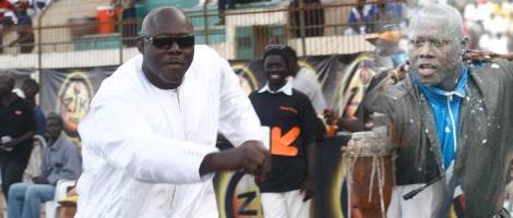 Grande affluence à Demba Diop pour le jubilé de Moustapha Guèye