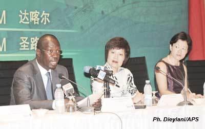 « Voir le Sénégal devenir la porte d'entrée de la Chine en Afrique »