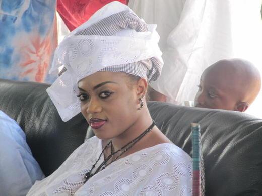 Sokhna Aida Diallo est la préférée de Béthio THIOUNE