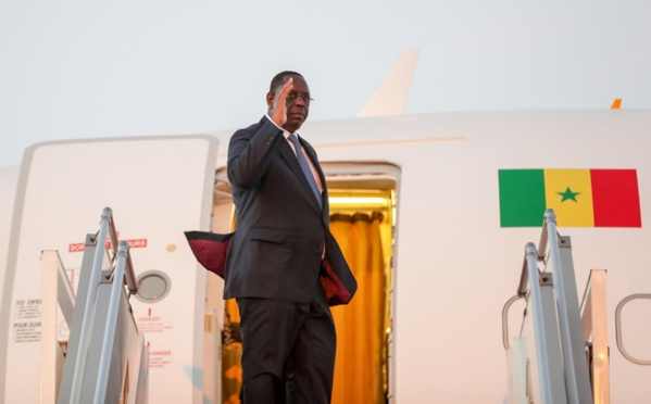 Macky Sall au Canada pour le sommet du G7