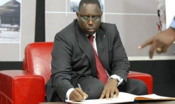 Dialogue national autour du pétrole et du gaz : Le Président Macky Sall fixe la date du 12 juin prochain