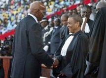 Cheikh Tidiane Diakhaté remplace Mme Mireille NDiaye à la tête du Conseil constitutionnel