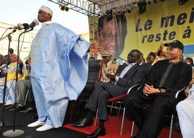 [Audio] Pape Demba Sy, rédacteur de la Constitution de 2001 : «Wade a terminé ses mandats»