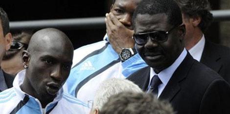 OM: Pape Diouf critique Jean-Claude Dassier