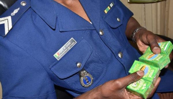 Guédiawaye: 2200 cartons de thé impropre à la consommation, saisis par la gendarmerie