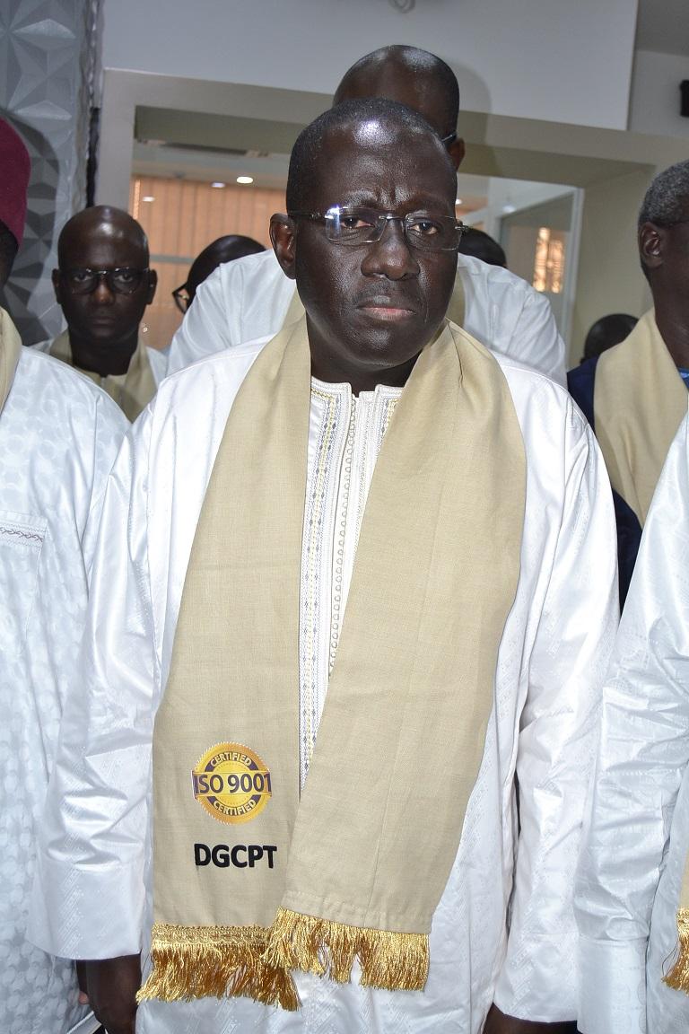 PHOTOS - Visite de travail du Ministre Amadou Ba à la Direction générale de la Comptabilité et du Trésor