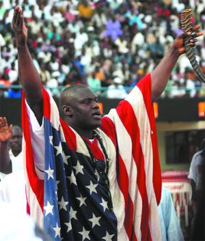 Prochaine saison de lutte : Gaston Mbengue démarche l'affiche Tyson/Balla Gaye II