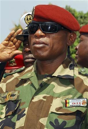 Nécrologie : Moriba Dadis '' Junior'' Camara, le fils du capitaine Dadis est mort de noyade au Canada
