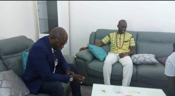 Emission avec l'ex-capitaine Mamadou Dièye sur la Sen Tv : La gendarmerie visionne la vidéo avant diffusion