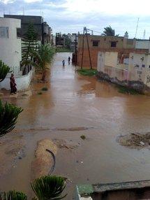 Inondations à Dakar : moins de dégâts que l'année dernière selon le ministre de l'intérieur