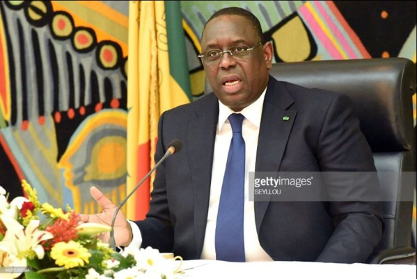 Commission ad hoc pour le parrainage - Macky Sall: « Le boycott de certains acteurs relève du positionnement politique »