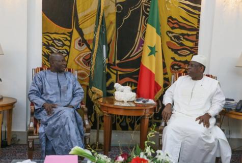 Audience Macky Sall - Modou Diagne Fada: plusieurs convergences de vue notées