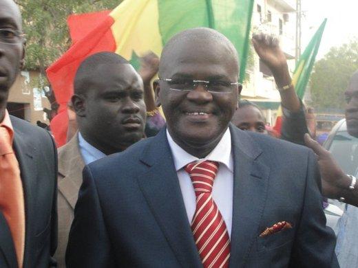 [Affaire Aser] Abdou Latif Coulibaly prend la défense de Modibo Diop