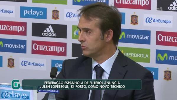 Officiel: l'Espagne limoge son entraîneur Julen Lopetegui