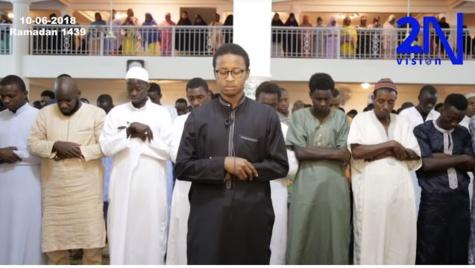 Émouvante Récitation de Mouhammad Moujtaba DIALLO Qiyam Ramadan 10-06-18 ( 27ème nuit)