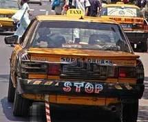 Diallo, le taximan