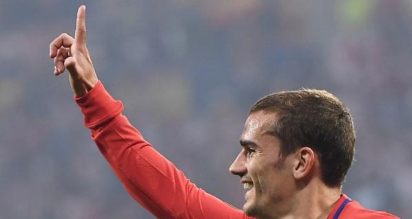 Antoine Griezmann reste à l'Atlético