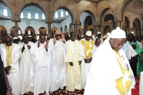 Massalikoul Djinane : la prière de la Korité sera dirigée par Serigne Moustapha Mbacké ibn Serigne Abdou Khadre
