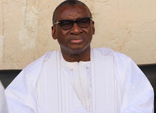 Me Sidiki Kaba à ses détracteurs : «la diplomatie ne se fait pas à Sandaga»