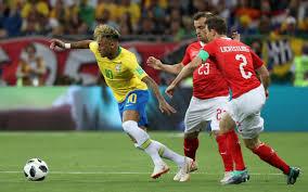 Mondial 2018 : Brésil décevant- La suisse tient bon