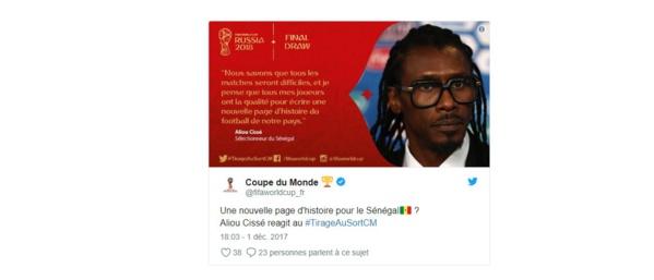 Groupe H : Sénégal dans un groupe ouvert, l'affiche Pologne - Colombie