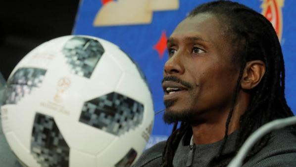 Aliou Cissé: «L'ennemi du Sénégal, c'est le Sénégal» au Mondial 2018