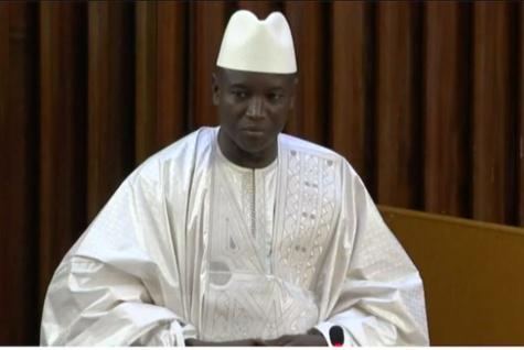 """Aly Ngouille Ndiaye : """"Karim Wade ne s'est pas encore inscrit sur les listes électorales"""""""