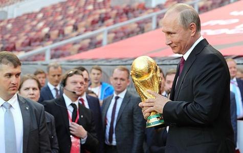 Mondial 2018: La Russie a dépensé plus de 6.000 milliards de FCFA, soit le double du budget du Sénégal