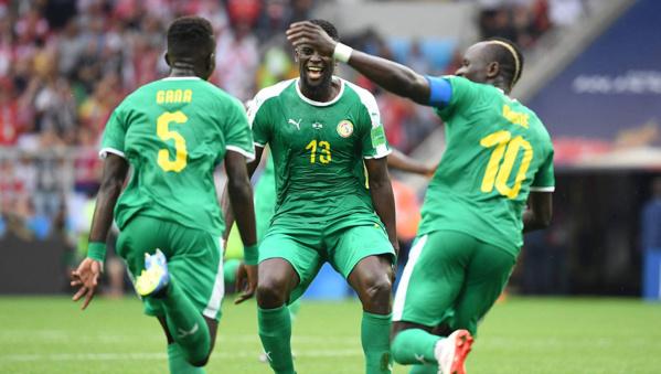 Le Sénégal sauve l'honneur du continent africain