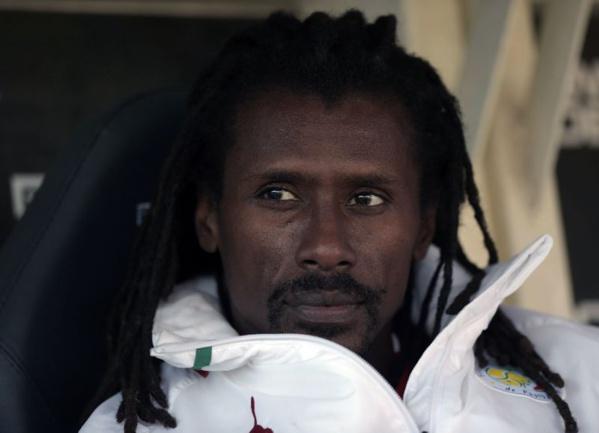 Coach Aliou Cissé a perdu son frère à deux jours du match