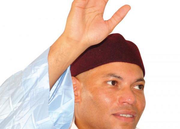 Karim envoie une délégation du PDS à Touba
