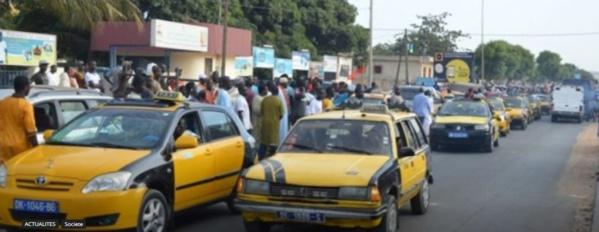 URGENT : Le gendarme B. Diemé, présumé racketteur du taximan, dans les locaux disciplinaires de la LGI Mbao