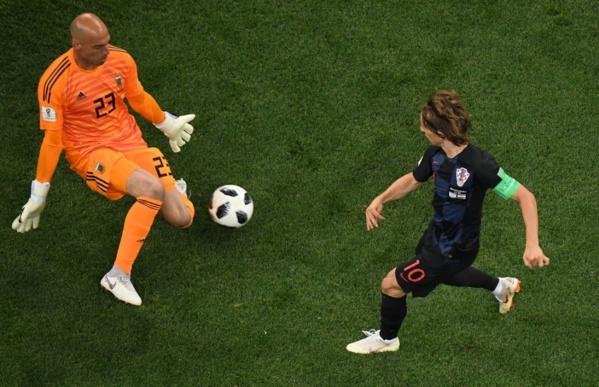La Croatie bat logiquement l'Argentine de Léo Messi
