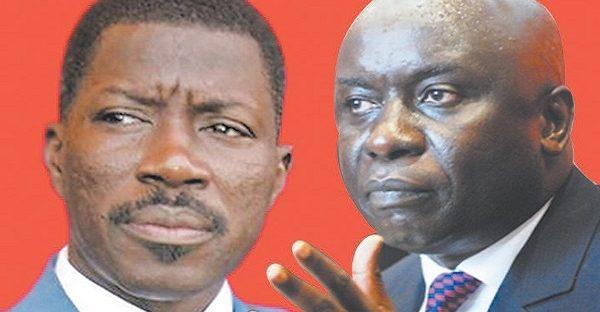 Baba Diao d'Itoc réconcilie Idrissa Seck et Talla Sylla