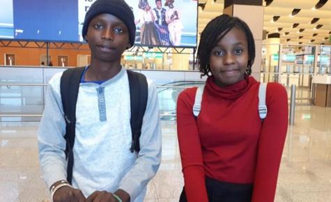 """""""Football for Friendship"""" Russie 2018: Retour au bercail des jeunes ambassadeurs du Sénégal"""