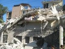 Un immeuble s'effondre à Ziguinchor et fait plusieurs blessés.