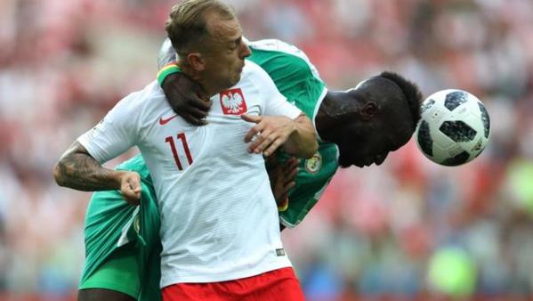 Coupe du monde 2018: le polyvalent Salif Sané au top avec le Sénégal